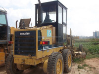 Japan made small tractor grader GD305 for sale / hot selling used road grader mini