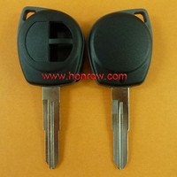 Suzuki Swift 2 button universal remote control,fake car key,car cover for Suzuki blank key,plastic key blank