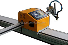 low noise and high running accuracy aluminium profile cutting machine