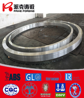 ASME/EN Forging parts for rotary cement