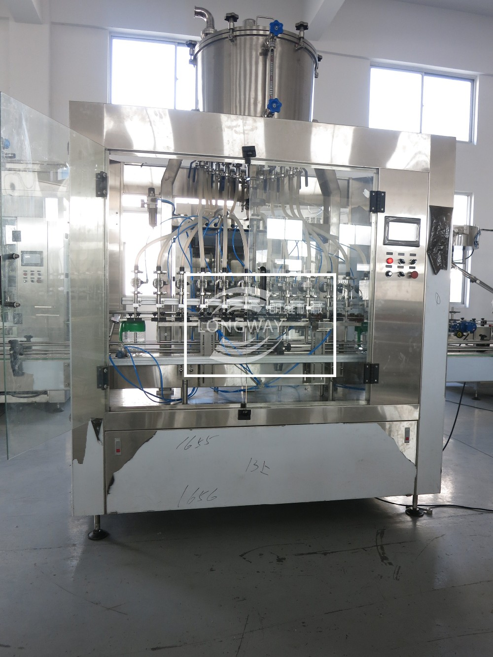 100% Factory Sale bottle vinegar filling machinery, seasoning filling capping machine,dressing bottling machine