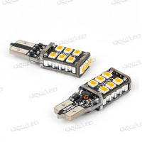 Chinese car parts SMD2835 540LM t10 led lights car