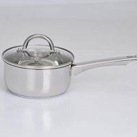 Choose the best quality 304 stainless steel saucepan for your kitchen