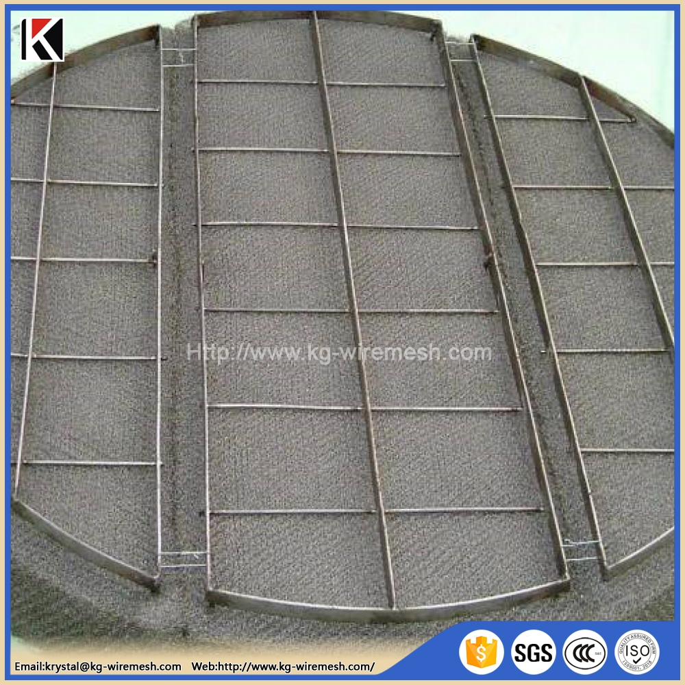 Top selling multifarious type stainless steel demister filter