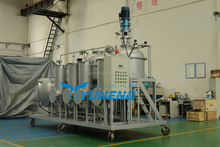 YUNENG Waste Tire recycling Oil Machine