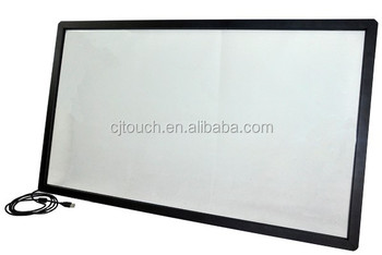 "42"" usb multi touch screen, 16:9 fromat without galss / 4 touch points"