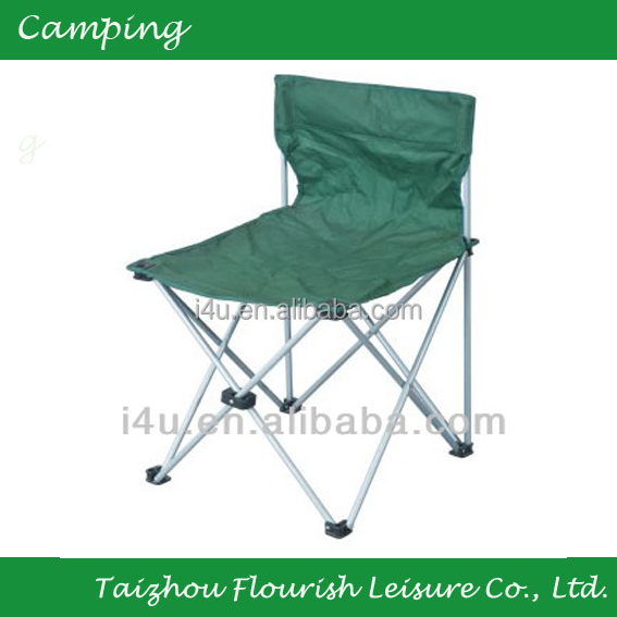 Green available customized OEM outdoor lightweight folding Camping Chairs