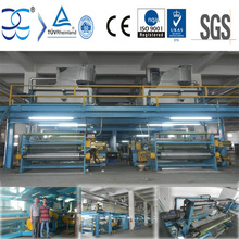 Fully Automatic High Speed B0PP Coating Machine