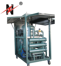 High efficiency ultra high vacuum transformer oil purifier ZYD