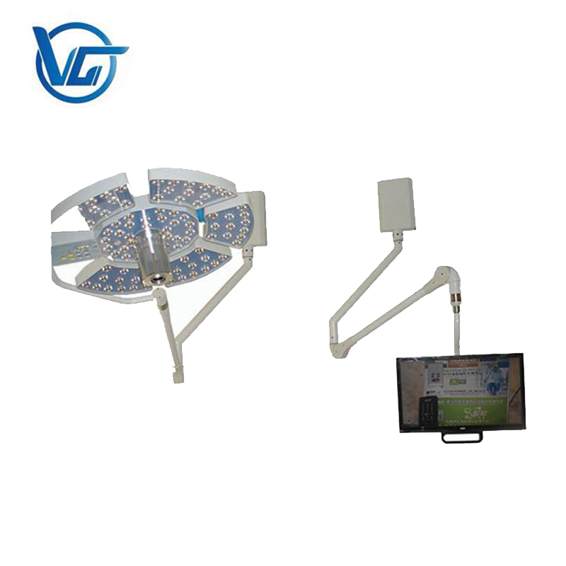 VG-LED06-2W Shadowless type surgery theatre LED operating lamp with Camera