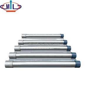 20mm Metal EMT Conduit Pipe Electrical Conduit Type and Steel Material GI Conduit