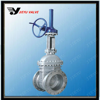 Rising Stem Worm Gear Operated Gate Valve