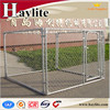 12x12x6 foot classic steel galvanized outdoor dog kennel