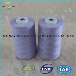 50/3 High quality cheap 100% spun polyester sewing thread 50/3