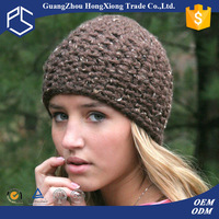 Custom blank women knitting patterns for beanie hats