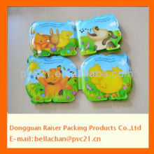 cartoon animal bath book