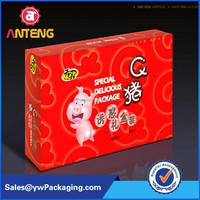 wholesaler for skin care product paper box