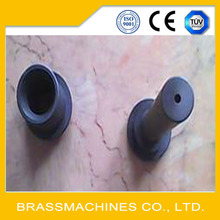 Graphite moulds for the Brass rod/tube production line