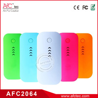 5200mah mobile phone portable battery power bank charger