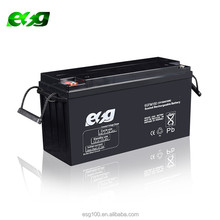 Factory price 12V150ah Dry Long time backup ups VRLA battery