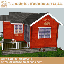 Senhao environmental low cost beautiful design prices in wooden sheds
