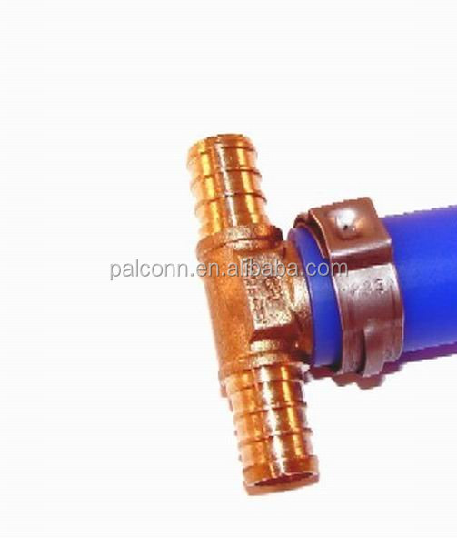 Pex connection wirsbo type pex fittings buy pex for Types of pex