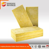 air cell roof insulation accoustical insulation sound absorbing fiber glass wool ac duct board