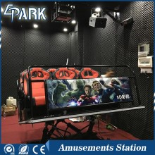amusement equipment motion 5d cinema 3d movies theater 9d cinema kino