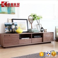 Factory Outlet modern design wooden TV cabinet