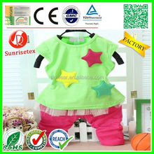 New design Cheap european wholesale kid wear clothes Factory