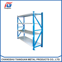 Direct manufacturer for store racking system , Tianguan Changshu