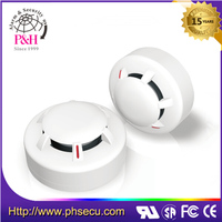 network optical smoke detector fire smoke alarm