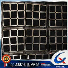 square tubular steel, square steel profile, carbon steel square bar