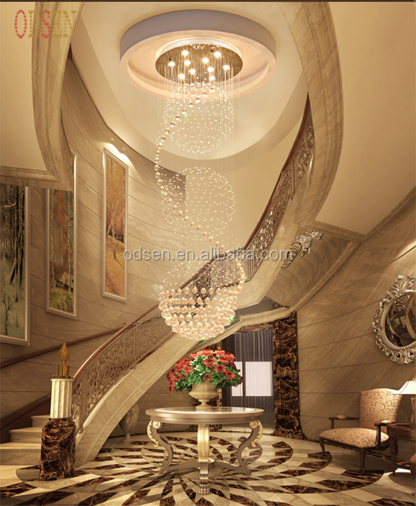 Luxury <strong>modern</strong> crystal pendant lamp chandelier,led hanging lamp