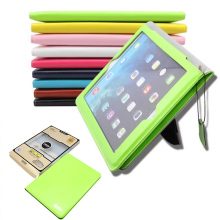 High Quality Flip Leather Wallet Stand Full Protective Case Cover For iPad 2 3 4 Air 2 Mini 1 2 3 4 Pro
