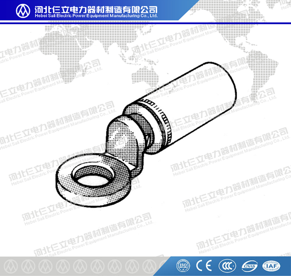 Copper Cable Terminal Lug