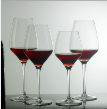 Fashion red wine glass cup manufacturer in china
