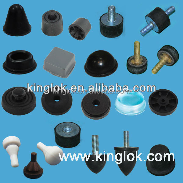 screw rubber feet vibration isolation rubber damper rubber mounts/rubber shock mounting/rubber vibration rubber mounting