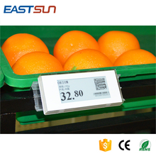 Paper e-ink display esl wireless digital supermarket price