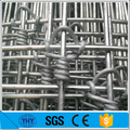 Galvanized solid knot 8' deer fence for USA