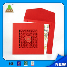 Promotional Gifts fashional design frame in invitation cards