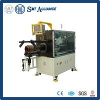 Big Electric Motor Coil Winding Insertion Machine