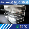 high quality detachabled acrylic standing display/acrylic stand