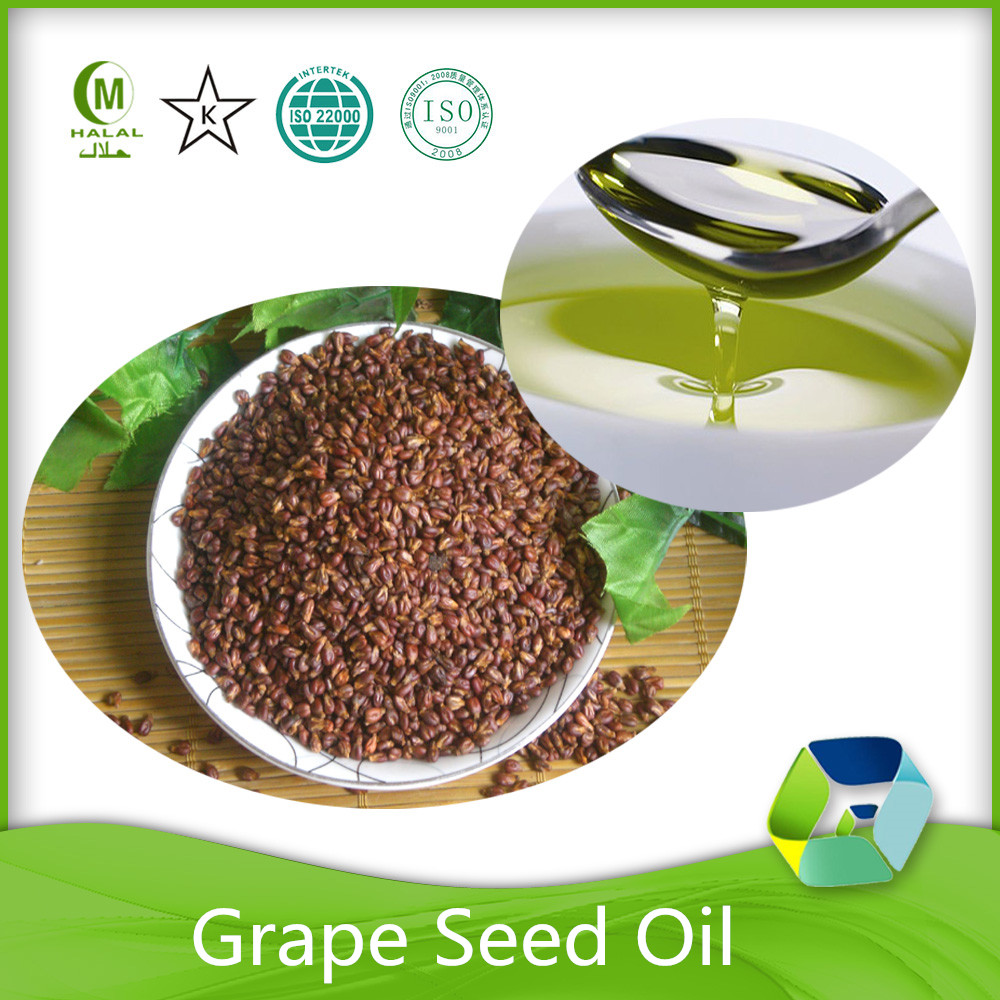 Hebal Extract Grape Seeds Oil For Capsule Softgel