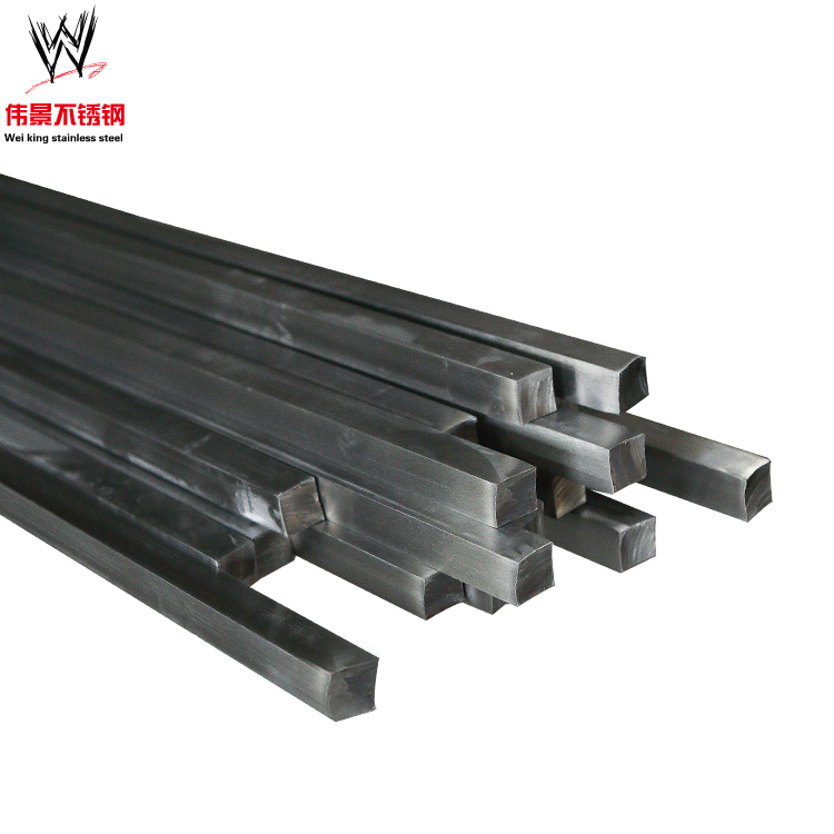 High quality cheap price standard sizes stainless steel hollow bar