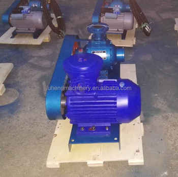 LH lpg vane pump/portable lpg transfer pump for gas station