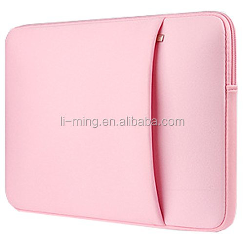 promotional top quality neoprene laptop bag for 13.3inch