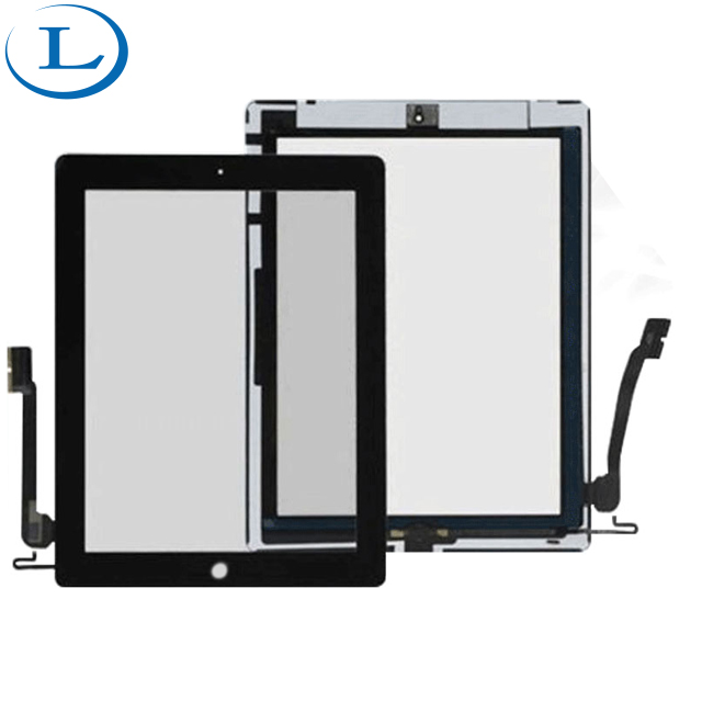 Smartphone parts for good quality iPad 4 lcd service low price accessories