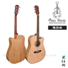 nature color korean acoustic guitar factory price , wholesale guitar 41inch