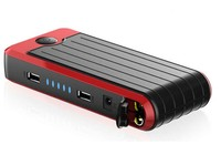 Hot sell portable auto multi-function engine emergency start power bank car jump starter